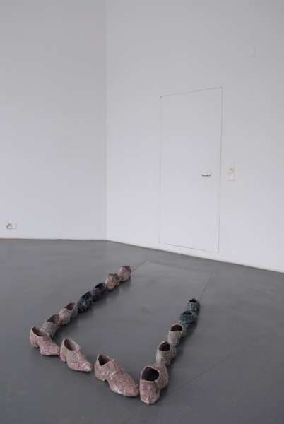 Door on the floor, 2010, photo by Marja Söderlund