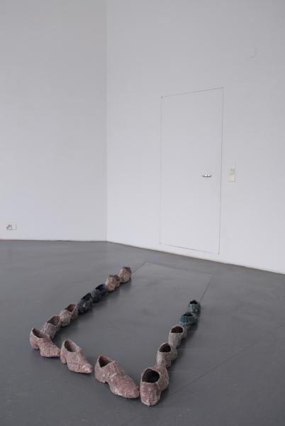 Door on the floor, 2010, photo by Marja Söderlund